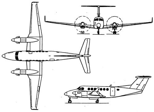 BeechCraft King Air 350 - Executive Flight Training