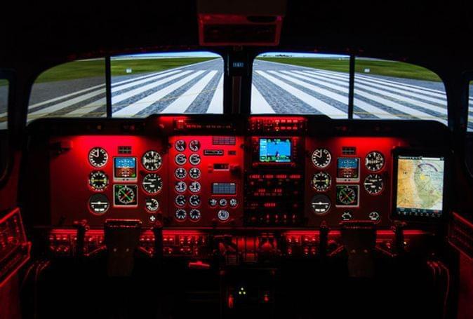 king-air-simulator